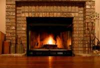 Brick Fireplaces: Beautiful Brick Fireplace Design Pictures