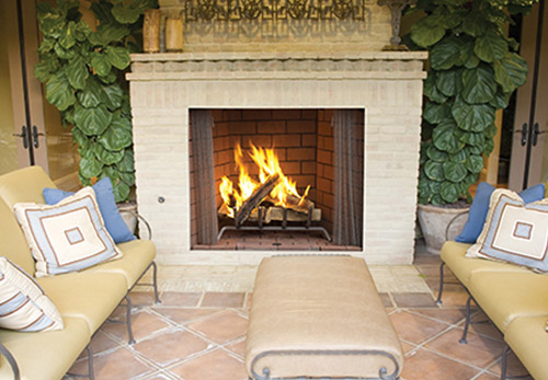 Install Gas Fireplace In Existing Home Superior Outdoor Wood Burning Fireplace Wre4500