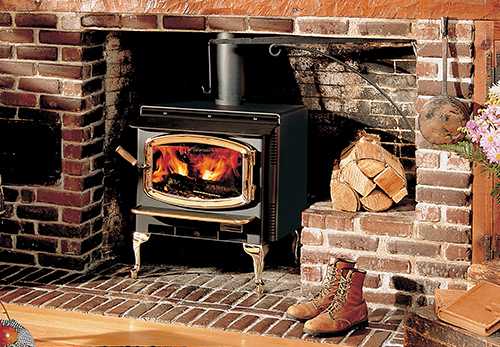 Gas Fireplace Door Replacement Lopi Liberty Wood Stove - The Fireplace Place