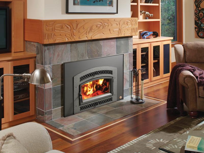 Fireplace Xtrordinair 33 Elite Plus Wood Burning Insert With Hybrid Fyre