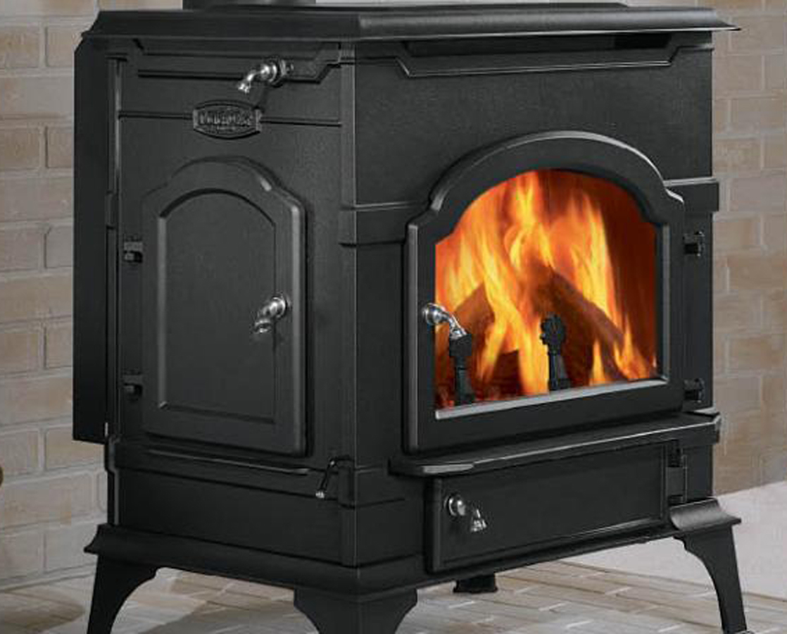 Dutch West non-catalytic Wood Burning Stove