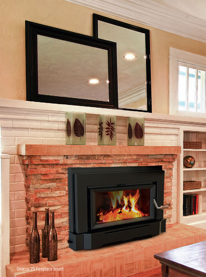 Avalon Gas Fireplace Insert 33 Dvi Great For Zone Heating