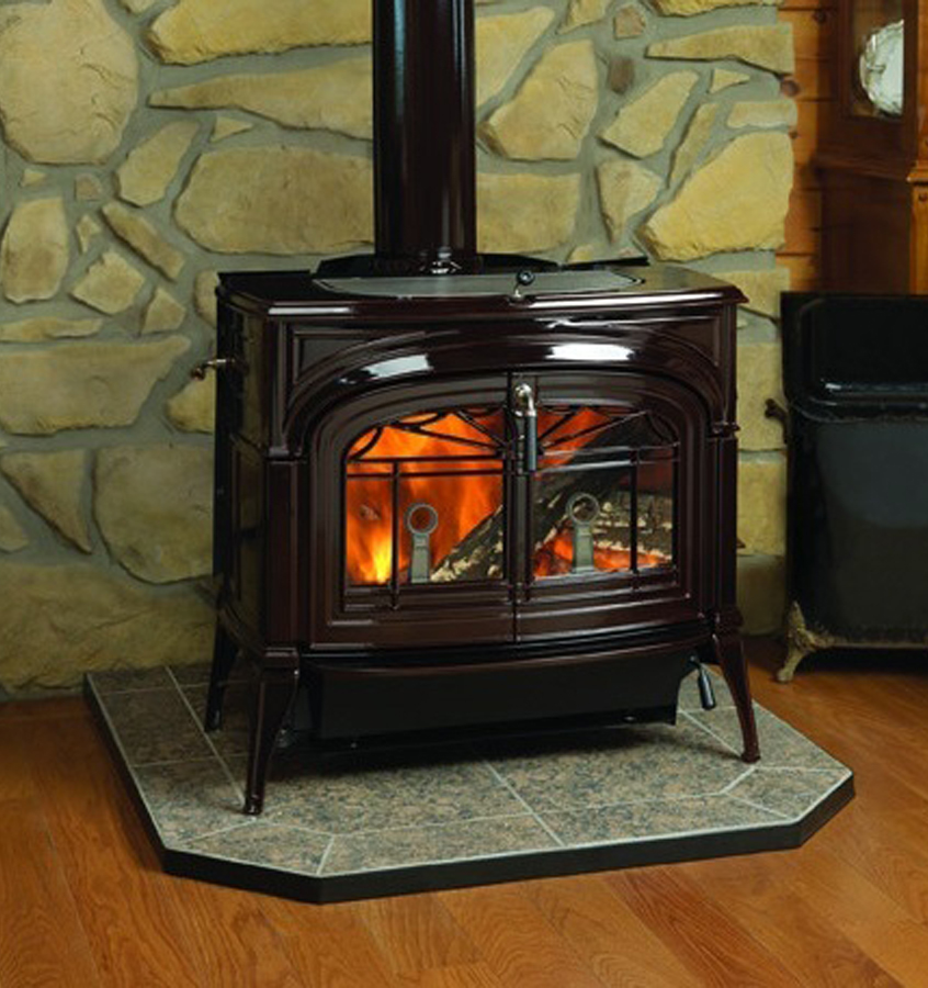 The Fireplace Professionals Country Flame Little Rascal