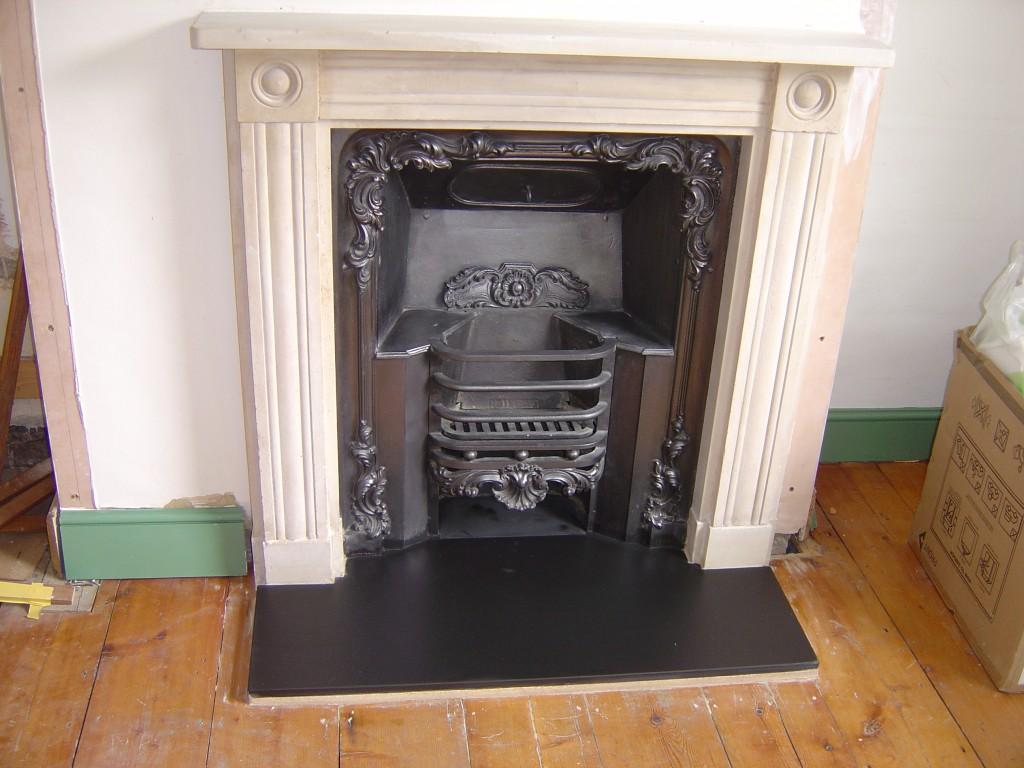 Fireplace Removal  Fireplace Restoration