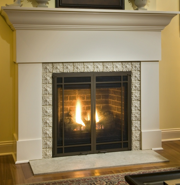 Fireplace Safety Screens do I need one for my gas fireplace  fireplacesafetyscreen