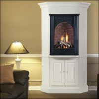 GAS FIREPLACES BETTER VENTED OR NON-VENTED  Fireplaces