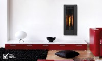 NAPOLEON GT8 INDOOR TORCH GAS FIREPLACE DV