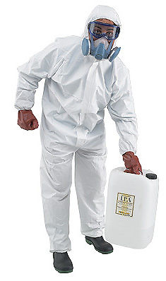 PPE Disposable Suits  CAT 3 Type 5  6  Asbestos Coveralls