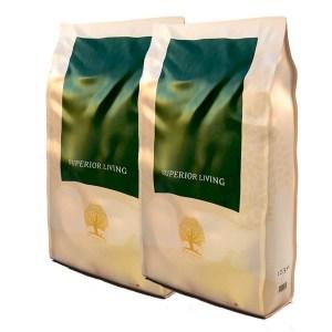 2 x 12.5 kg Essential SUPERIOR LIVING hundefoder