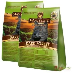 2 x 15 kg. Wolfsblut Dark Forest Adult storkøb rabat