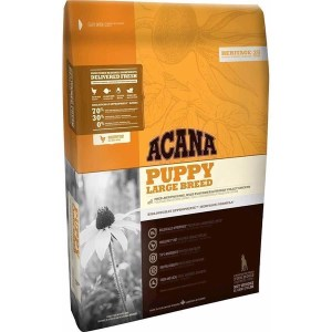 Acana Puppy Large Breed Heritage, 11.4 kg