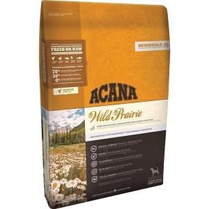 Acana Wild Prairie Hundefoder, Regionals