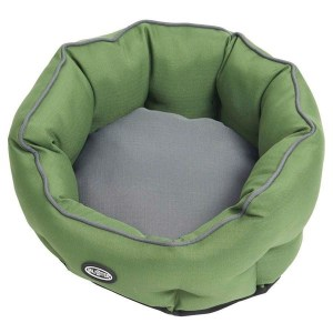 BUSTER Cocoon seng, Artichoke Green/Steel Grey, small