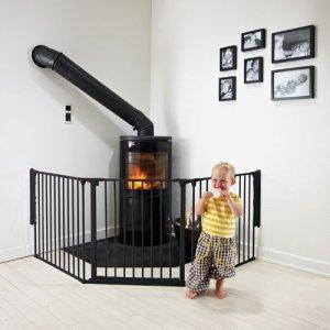 Baby Dan sikkerhedsgitter - Flex L