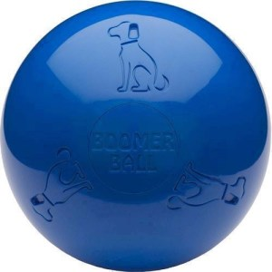 Boomer Ball, massiv punkterfri bold, dia 200 mm