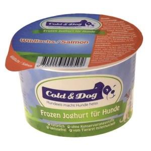COLD & DOG hundeis med Vild Laks
