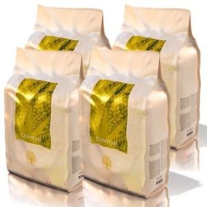 Essential CONTOUR slankefoder, 4 x 3 kg, Små racer