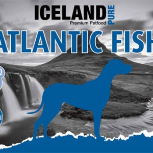 ICELAND PURE KORNFRI ATLANTIC FISH 12 kg