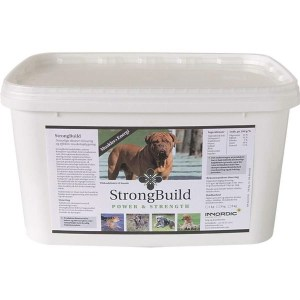 Innordic StrongBuild Hund, 8 kg