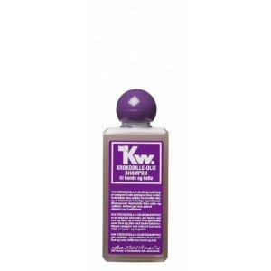 KW Hunde og katte Shampoo - Med Krokodille Olie - 200ml