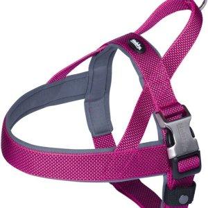 Nobby Royal Norsk Hundesele - Med Blød Neopren - Pink - Flere Størrelser