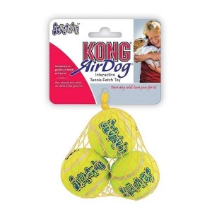 Small Airkong tennisbolde, 3 styk