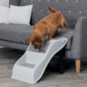 Steps - trappe/rampe til hunden i plastic