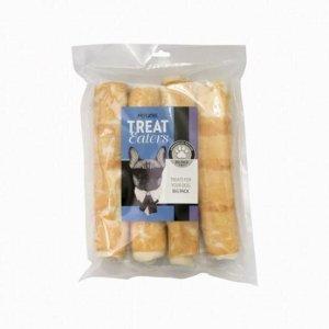Treateaters Hunde Snack Tyggeruller - Med Kylling - 23cm - 4stk - 500g - - - -