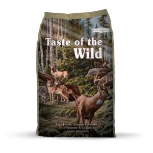 Wild Pine Forest m. Hjort 13 kg - Taste of the Wild - M/GRATIS LEVERING OG GRATIS GODBIDDER