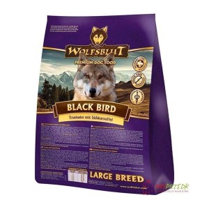 WolfsBlut Black Bird Adult med kalkun, 15 kg