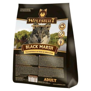 WolfsBlut Black Marsh Adult hundefoder, 15 kg