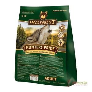 WolfsBlut Hunters Pride Adult hundefoder, 15 kg