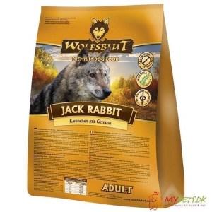 WolfsBlut Jack Rabbit Adult med kanin, 15 kg