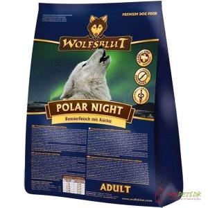WolfsBlut Polar Night Adult hundefoder, 2 kg