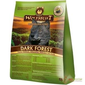 Wolfsblut Dark Forest Adult med vildt, 15 kg
