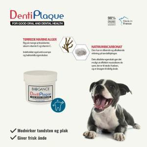 Biogance DentiPlaque - tandpleje fodertilskud