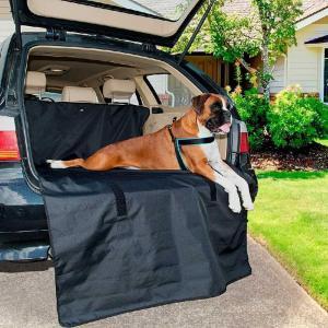 Hundetæppe til bilens bagagerum 200 x 120 cm
