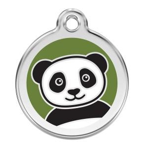 Hundetegn med Panda medium