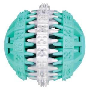 Mintfresh gummibold med tandrensende effekt