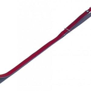 Nobby Royal Hunde Dressurline - Med Neopren - Rød - Flere Størrelser
