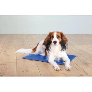 Trixie Hunde Kølemåtte - Med Gele - Blå - Flere Størrelser