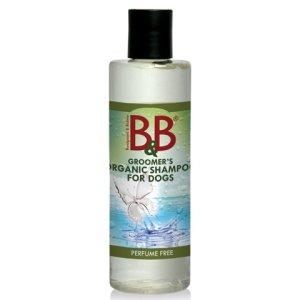B&B Shampoo Parfumefri til Hunde og Katte - 250ml