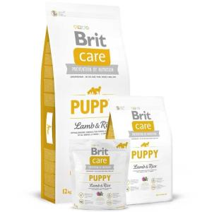 Brit Care Puppy Lamb & Rice hvalpefoder