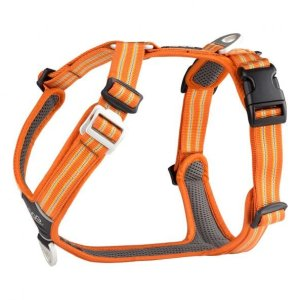 Comfort Walk Air Harness Orange Sun - XS