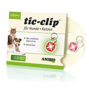 Anibio Tic-Clip mod lopper og flåter
