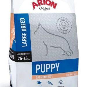 Arion Original Puppy Large Laks og ris 12kg 12 kg