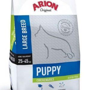 Arion Original Puppy Large kylling og ris 12kg 12 kg
