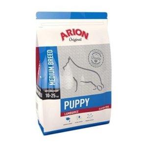 Arion Original Puppy Medium Breed - Lam og Ris - 12kg