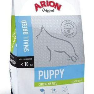 Arion Original Puppy Small kylling og ris 3kg