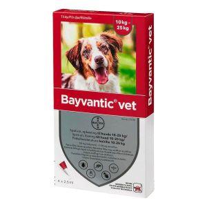 Bayvantic Vet hund 10 - 25 kg.